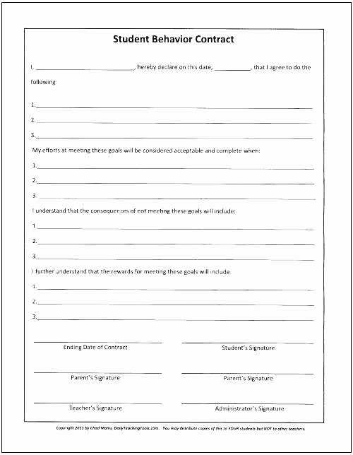 Behavior Intervention Plan Template New Behavior Intervention Plan Template Elementary School
