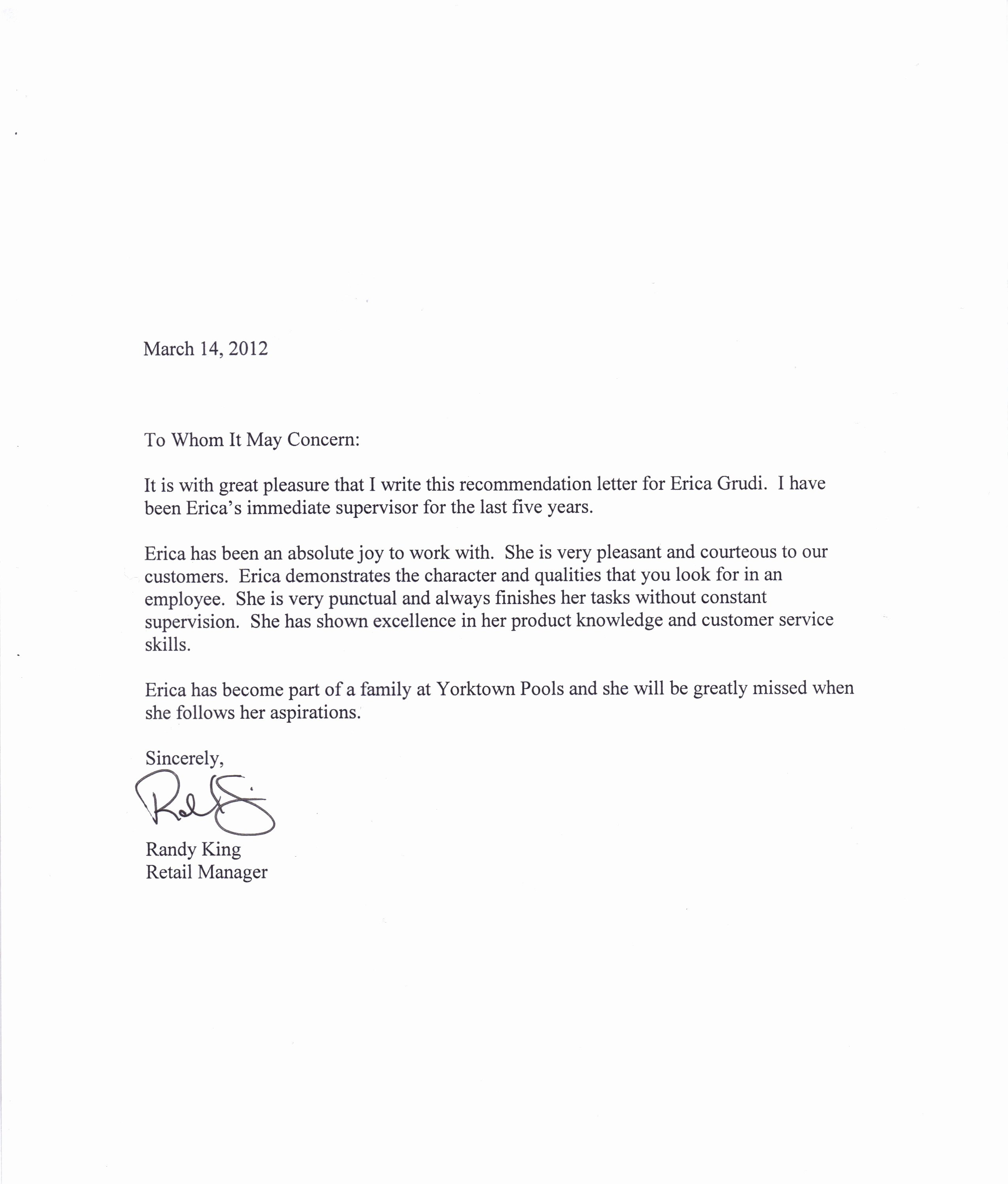 Berkeley Letter Of Recommendation Awesome Writing A Letter Of Re Mendation Verification In