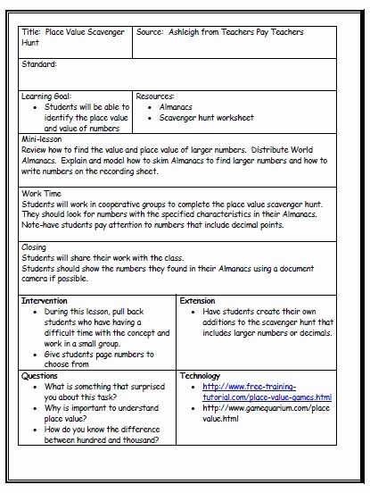 Best Lesson Plan Template Fresh 25 Best Ideas About Lesson Plan Templates On Pinterest
