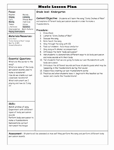 Best Lesson Plan Template Lovely Create Your Own Lesson Plan Template – 9 Lesson Plan