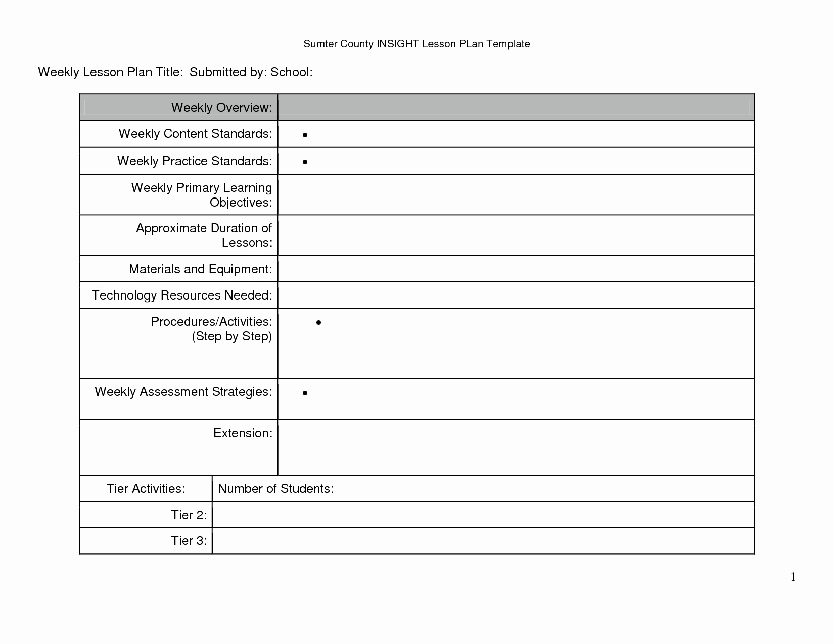 Best Lesson Plan Template Luxury Best S Of Math Lesson Plan Template Math Lesson