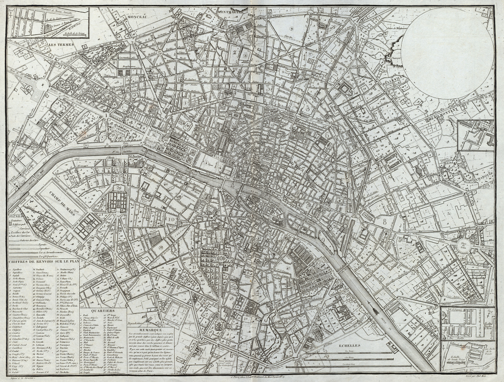 Blank City Map Template Beautiful Mapcarte 80 365 Untitled Map Of Paris From atlas
