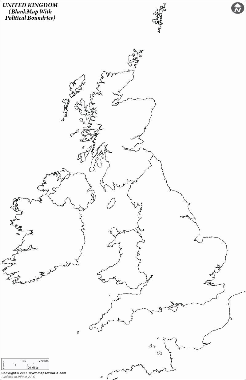 Blank City Map Template Best Of Blank Map Of Uk Outline Map Of Uk