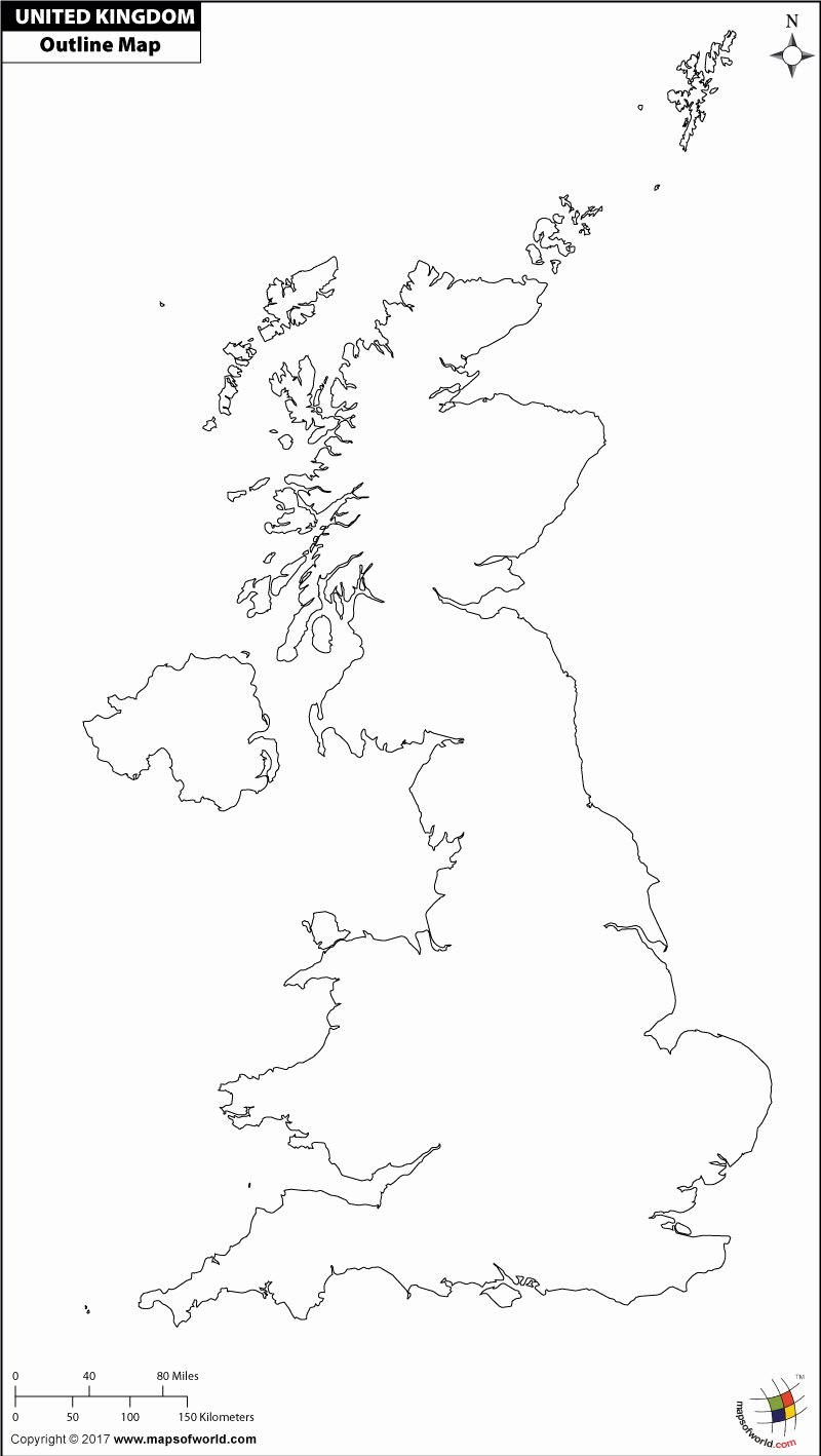 Blank City Map Template Inspirational Blank Map Of Uk