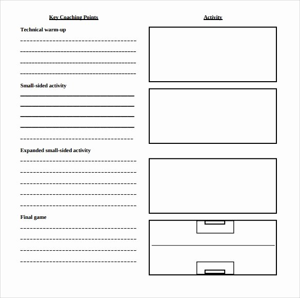 Blank Lesson Plan Template Free Best Of 11 Sample Blank Lesson Plans