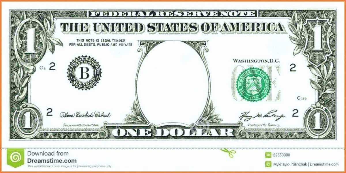 Blank Money order Template Elegant Money Template