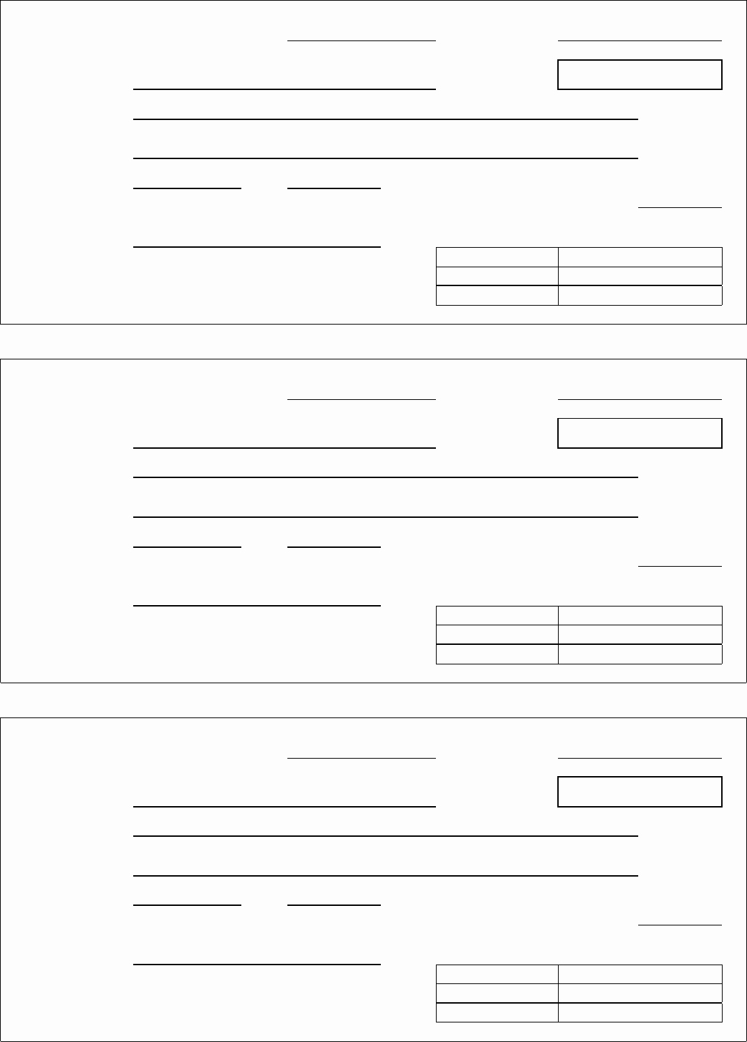 Blank Money order Template Fresh Blank Receipt Template New for Business Edit Fill Sign