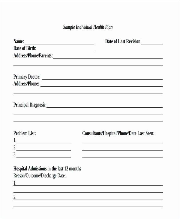 Blank Nursing Care Plan Template Fresh Dementia Care Plan Blank forms – Bleachbathfo