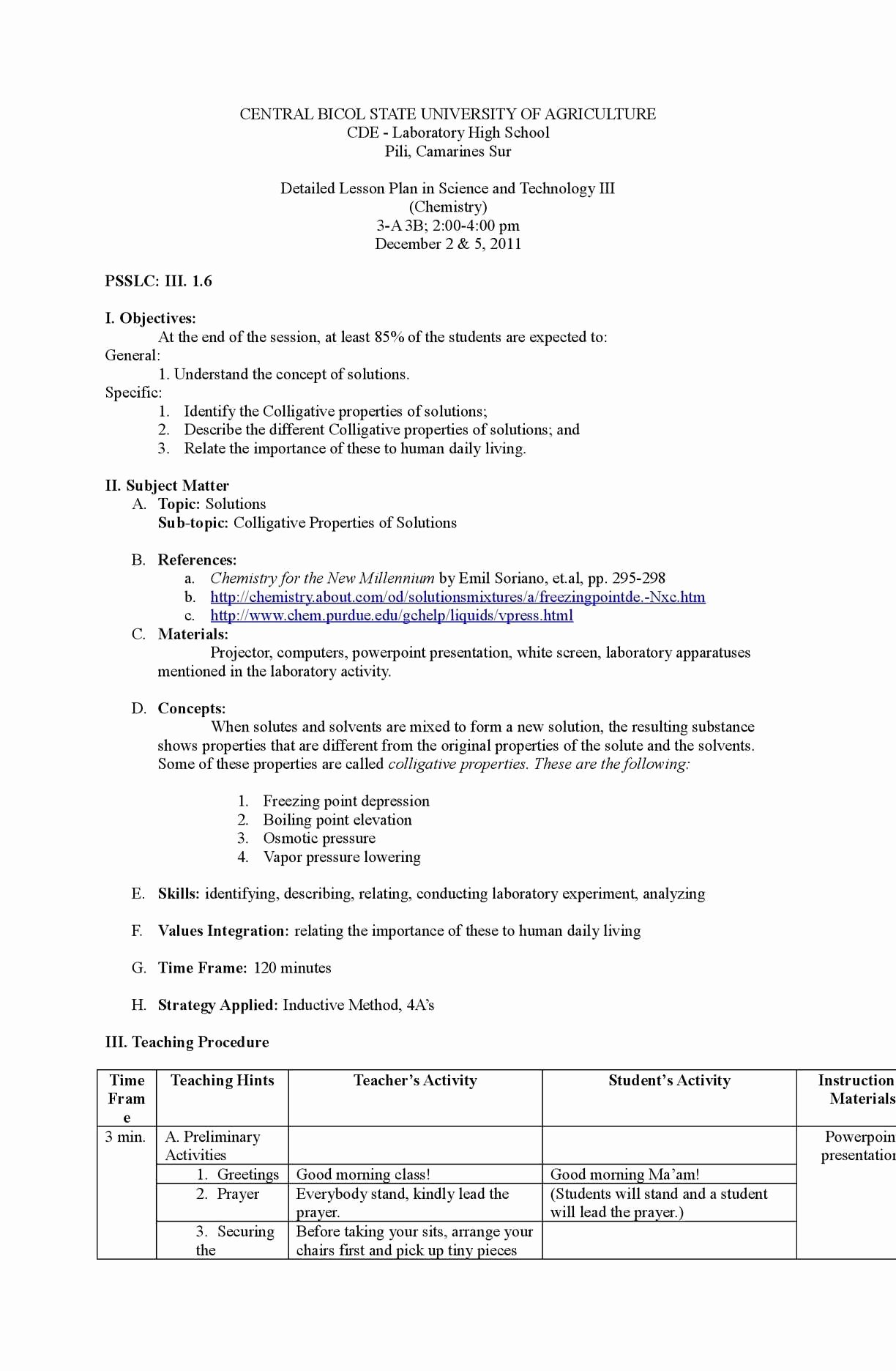 Block Lesson Plan Template Awesome Lesson Plan Schedule Template 8 Team Lesson Plan Template