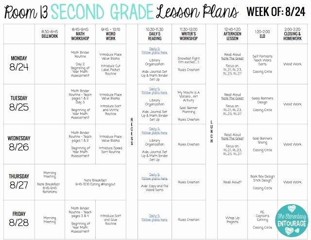 Block Lesson Plan Template Luxury Literacy Block Lesson Plan Template – organize Your