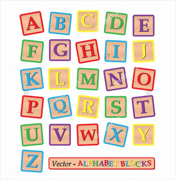 Block Letter Template Free Fresh 20 Alphabet Letter Squares Template Free Psd Eps