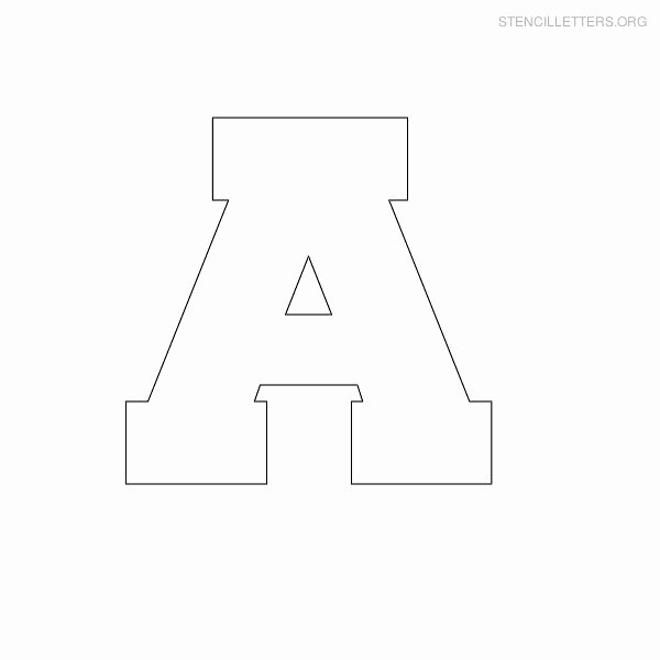 Block Letter Template Free New Block Letter Template
