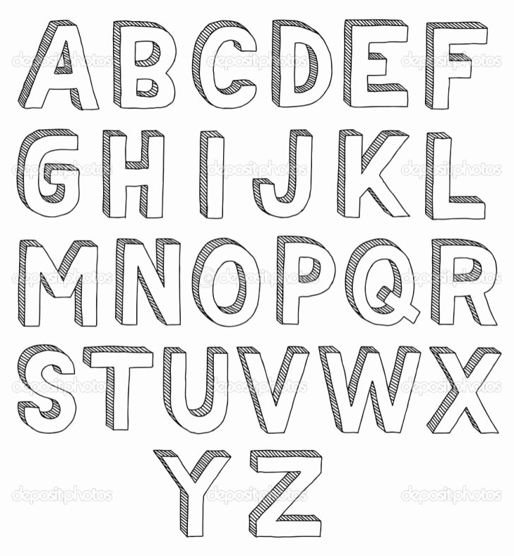 Block Letter Templates for Bulletin Boards Lovely Block Letter Templates for Bulletin Boards Font Printable