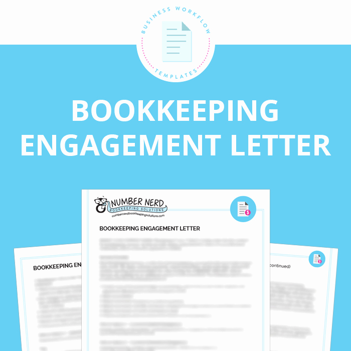 Bookkeeper Contract Engagement Letters Luxury Downloads Archive