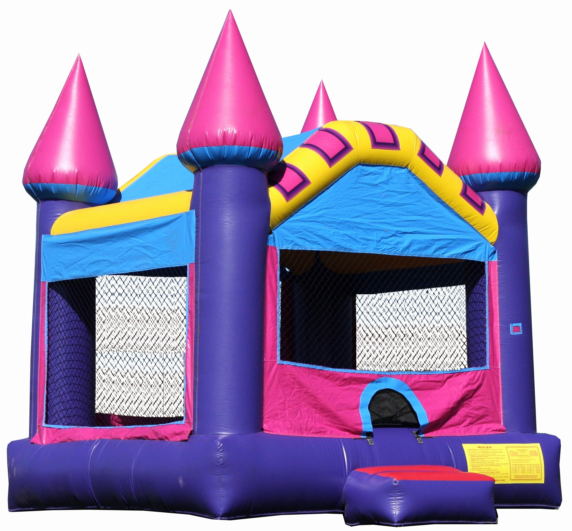 Bounce House Rental Agreement Template Fresh Rental Bounce House Inflatable Obstacle Course Houston