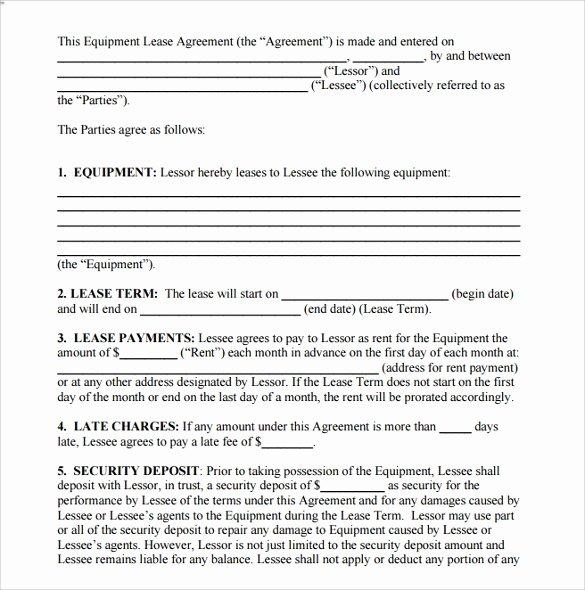 Bounce House Rental Agreement Template Unique 15 Room Lease Agreement Templates – Samples Examples