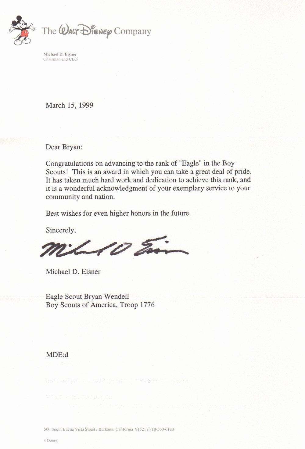 Boy Scout Letter Of Recommendation Elegant Eagle Scout Re Mendation Letter Template Collection