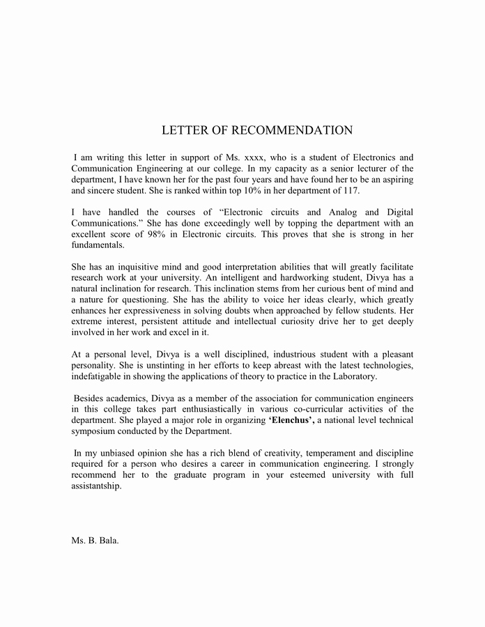 Boy Scout Letter Of Recommendation New Letter Re Mendation for Eagle Scout Award Resources