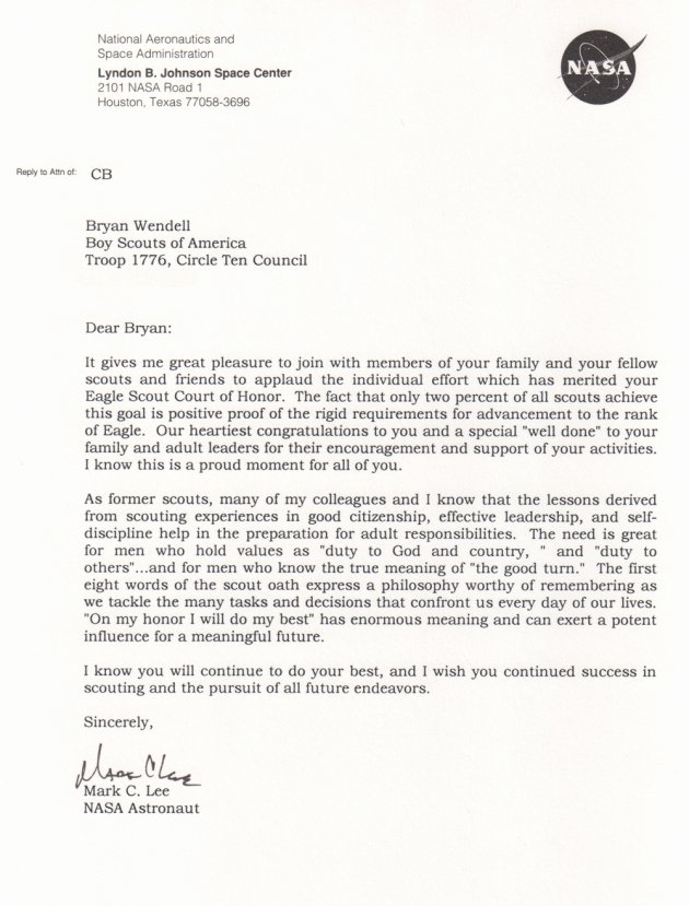 Boy Scouts Letter Of Recommendation Awesome Lee Bryan On Scouting