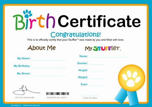 Build A Bear Birth Certificate Template Awesome Index Of Cdn 29 2000 195