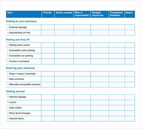 Business Action Plan Template Fresh 8 Business Action Plan Samples