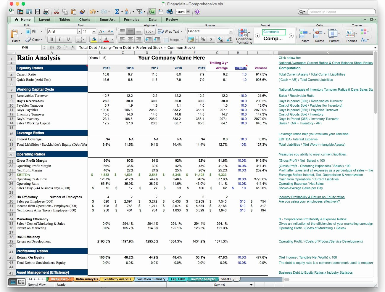 Business Financial Plan Template Excel Awesome Business Plan Financial Model Template Bizplanbuilder