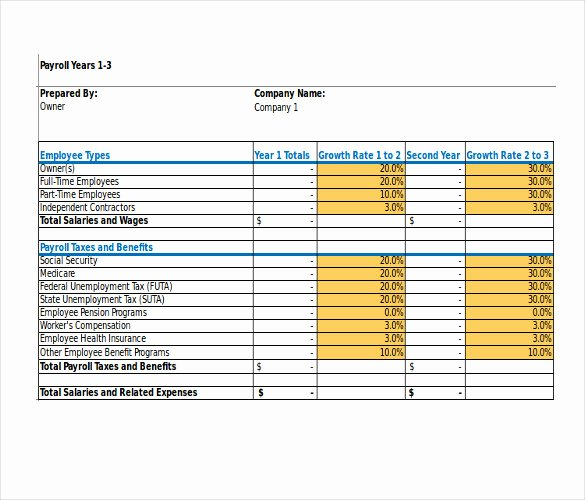 Business Financial Plan Template Excel Fresh 8 Financial Bud Templates Sample Example Word