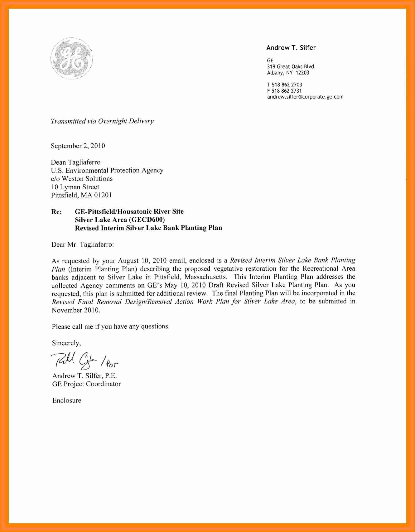 Business Letter Enclosure format Fresh Business Letter Enclosure format Block with Notation Cover