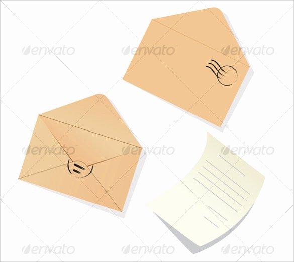 Business Letter Envelope format Best Of 11 Letter Envelope Templates – Samples Examples & formats