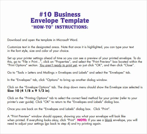 Business Letter Envelope format Lovely Business Envelope Template 11 Download Documents In Pdf