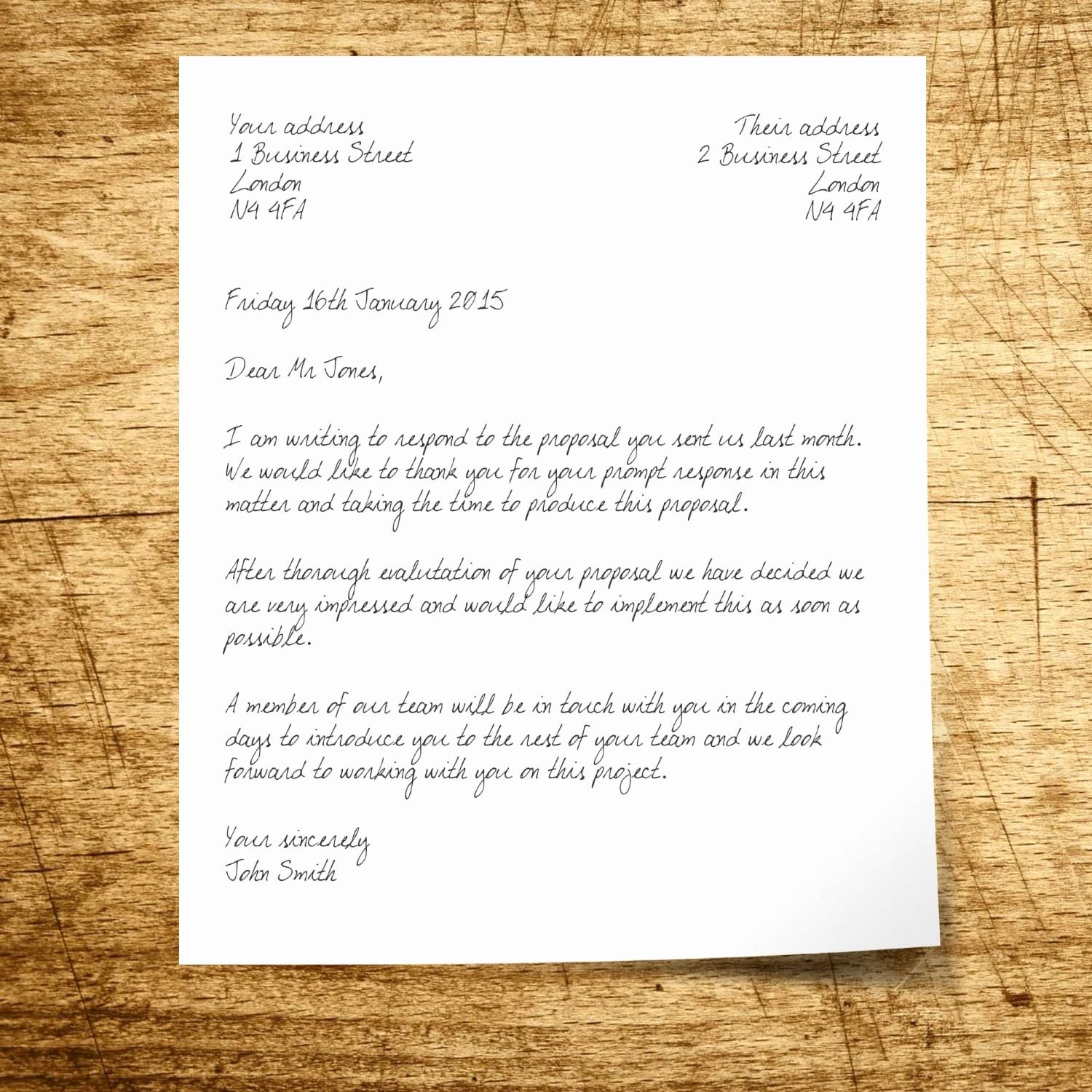 Business Letter Envelope format Lovely Writing A Business Letter How to Structure A Letter