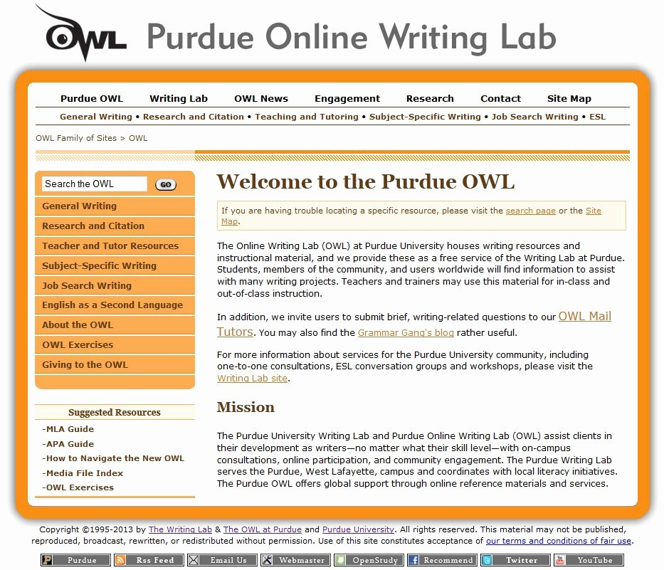Business Letter format Purdue Owl Awesome Personal Letter format Purdue Owl Courtnewsfo