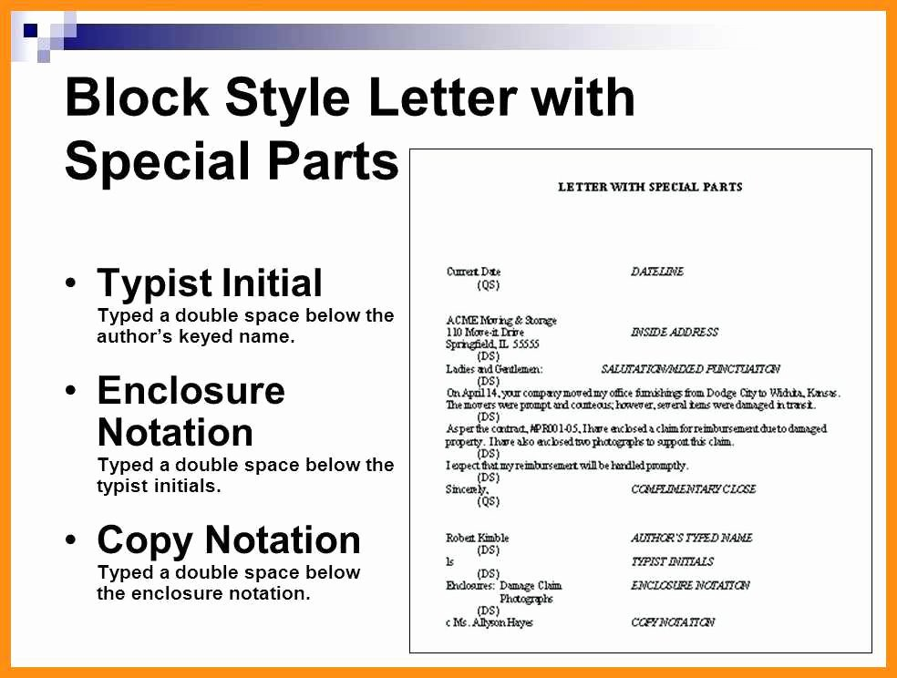 Business Letter format with Enclosure Awesome 12 13 Sample Letters with Enclosures