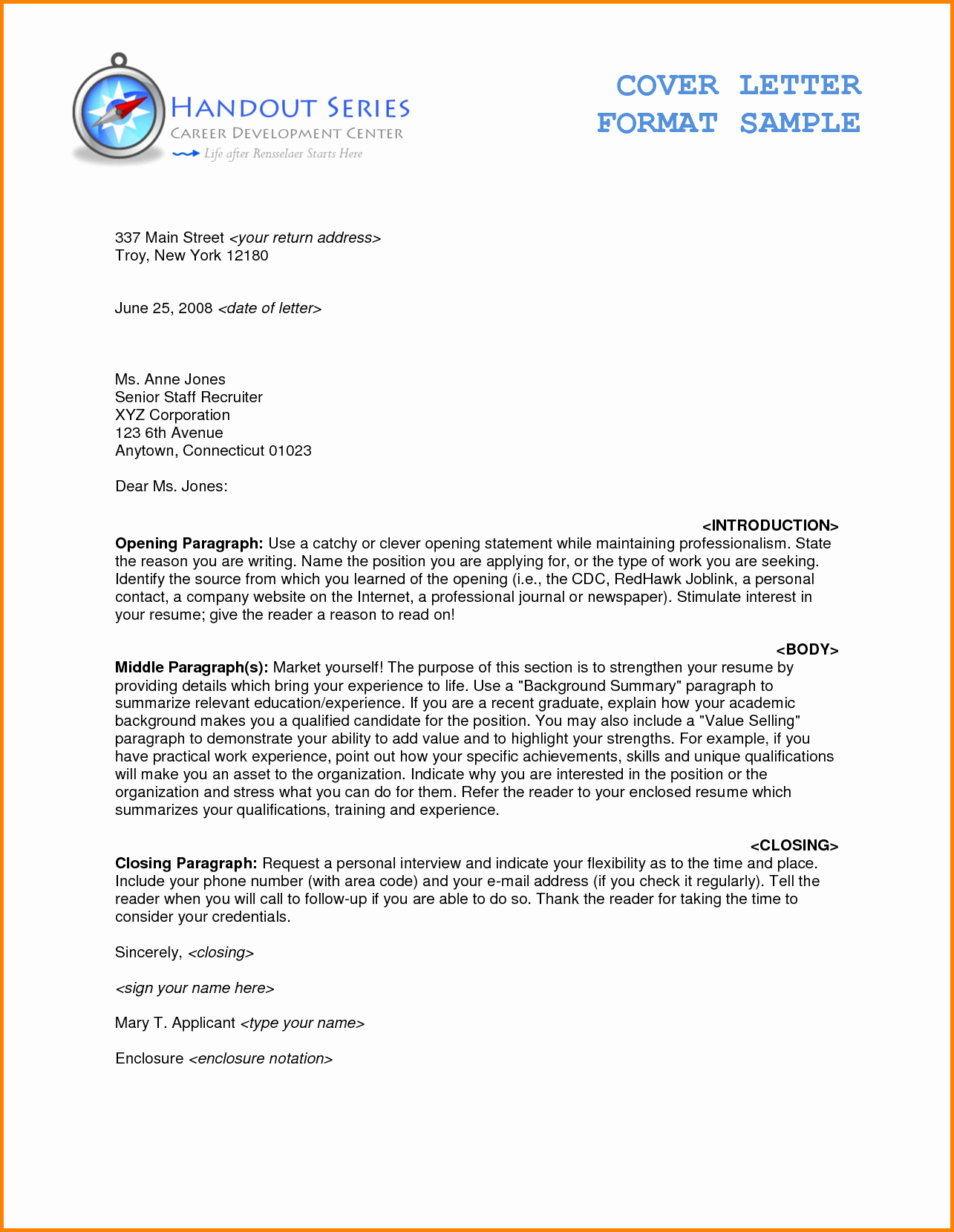Business Letter format with Enclosure Awesome Business Letters Enclosures Proper Letter with Notation
