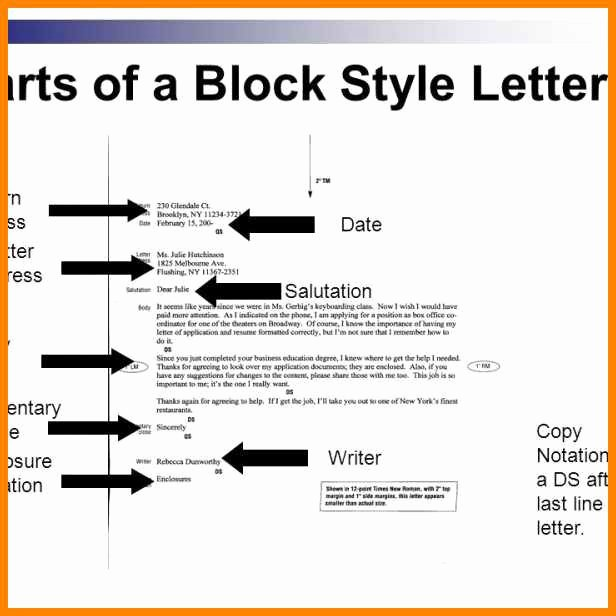 Business Letter format with Enclosure Luxury 15 Business Letter Encl