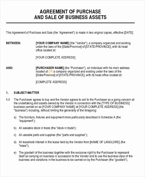 Business Partner Buyout Agreement Template New 28 Business Agreement forms