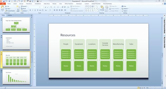 Business Plan Powerpoint Template Awesome Free Business Plan Template for Powerpoint 2013