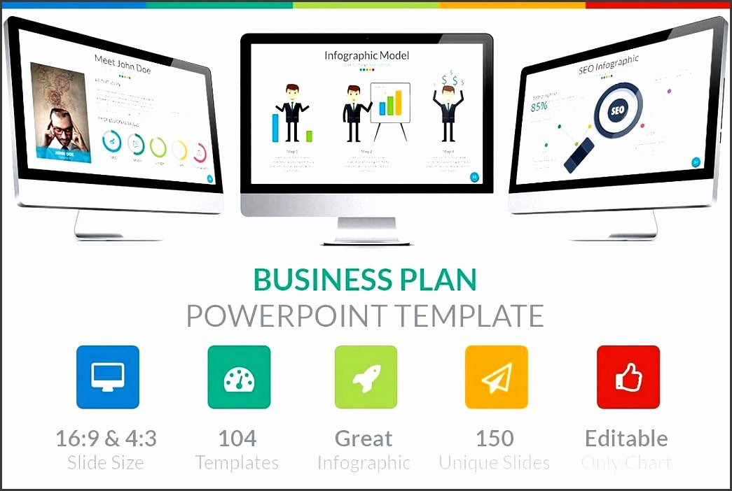 Business Plan Powerpoint Template Free Beautiful 9 Line Business Plan Powerpoint Free Cost