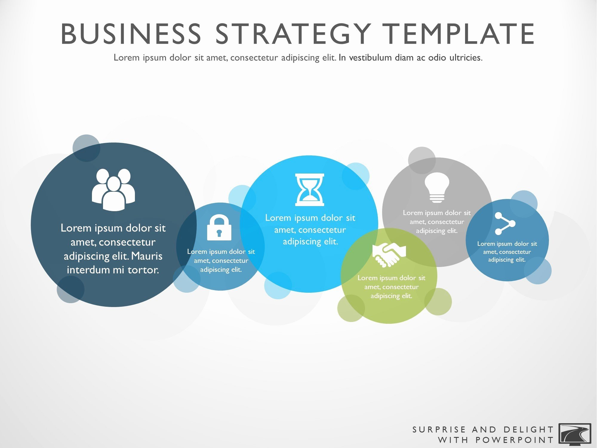 Business Plan Powerpoint Template Free Fresh Free Business Strategy Powerpoint Template