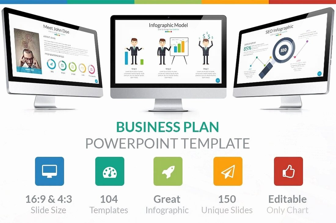 Business Plan Powerpoint Template Free Luxury 60 Beautiful Premium Powerpoint Presentation Templates