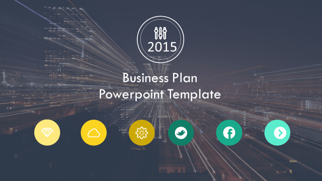 Business Plan Powerpoint Template Luxury 3 Year Business Plan Template Powerpoint