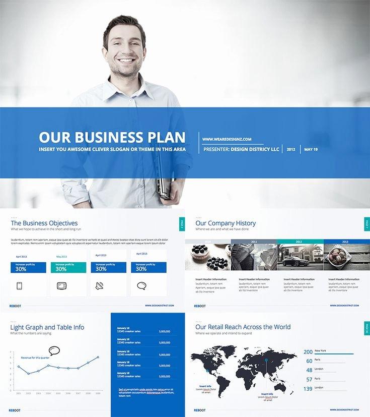 Business Plan Ppt Template Best Of Business Plan Modern Powerpoint Design Deck