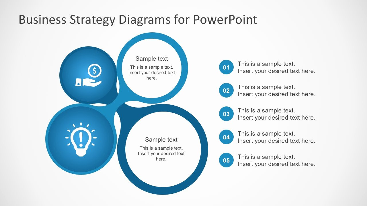 Business Plan Presentation Template Best Of Free Business Strategy Diagram Powerpoint Slidemodel