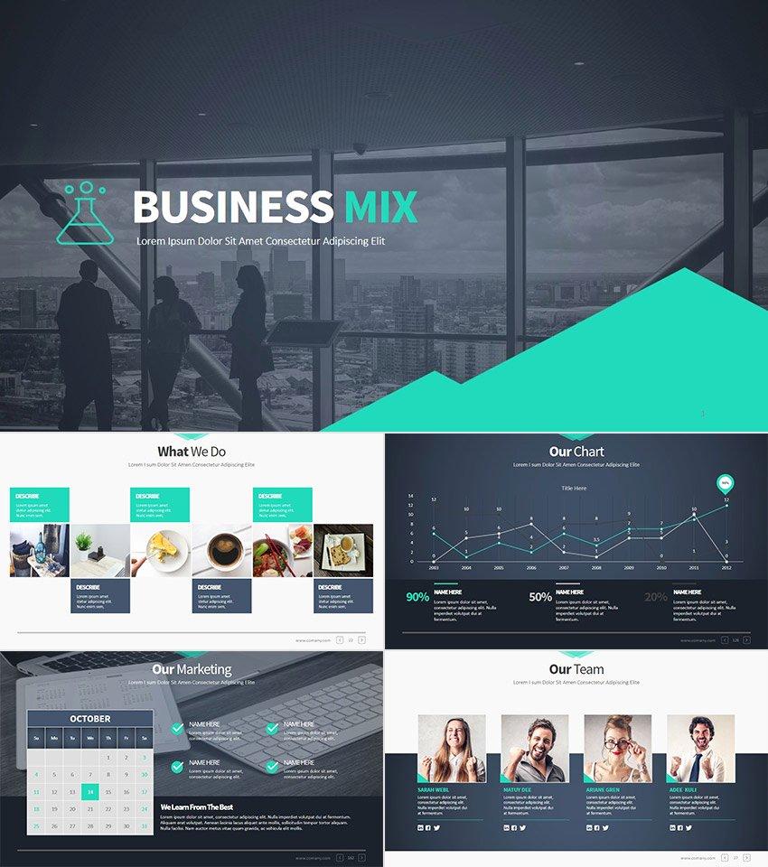 Business Plan Presentation Template Elegant 15 Plantillas De Powerpoint Profesionales Para Mejores