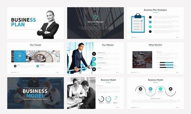Business Plan Presentation Template Elegant 20 Outstanding Business Plan Powerpoint Templates