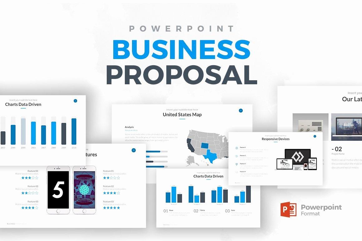 Business Plan Presentation Template Elegant Business Proposal Powerpoint Presentation Templates