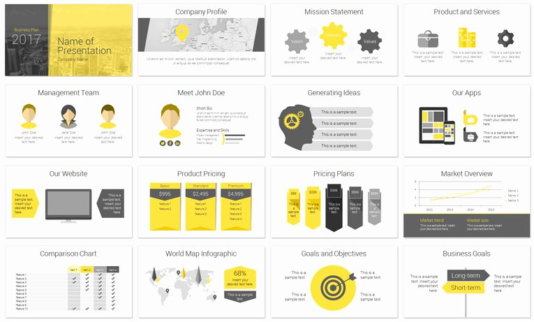 Business Plan Presentation Template Lovely 7 Business Plan Presentation Mistakes & How to Avoid them