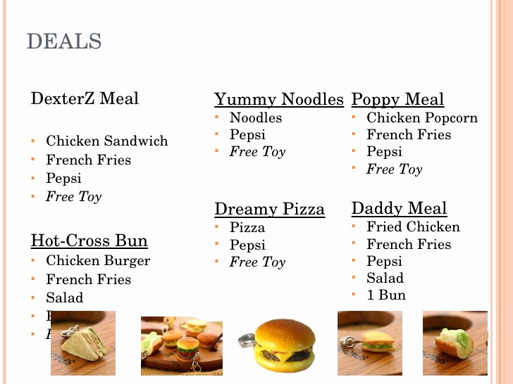 Business Plan Template for Kids New Sample Business Plan On A Restaurant