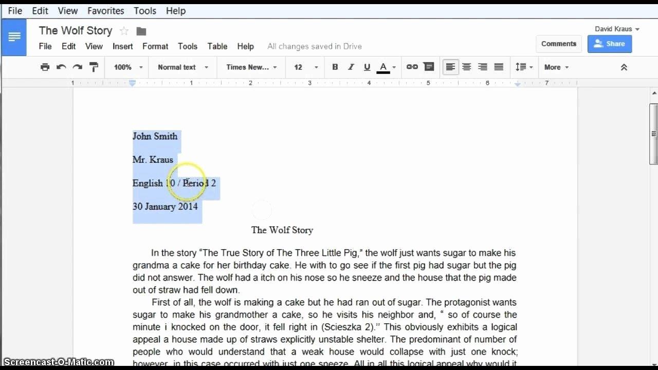 Business Plan Template Google Docs Lovely Mla format Template Google Docs Business Template Ideas