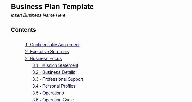 Business Plan Template Google Docs New Website Business Plan Template 4 Business Plan Layout